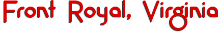 Front Royal business directory logo